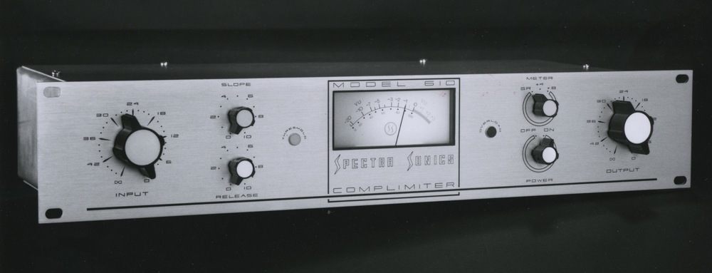 Spectra Sonics 610 Complimiter circa 1978