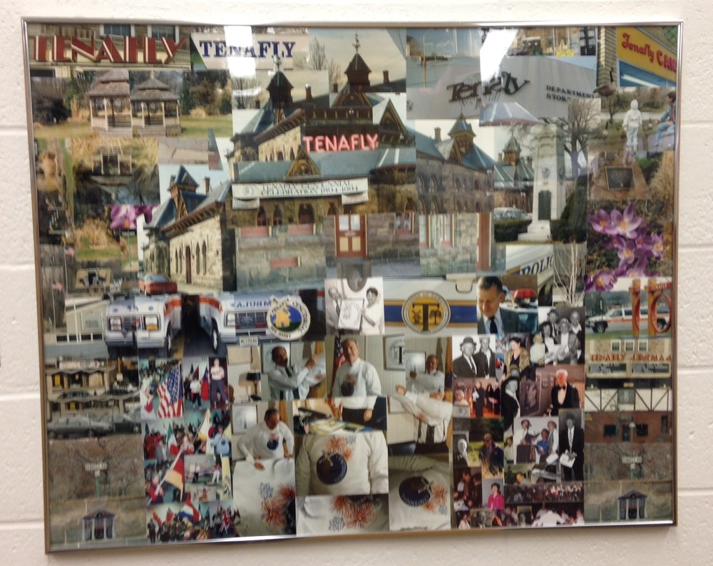 Tenafly Centennial Photocollage