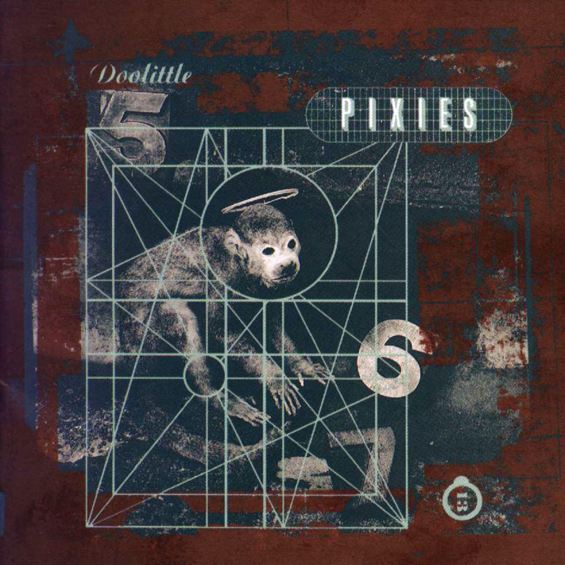 Pixies albums in the catalog
