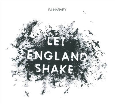 PJ Harvey CDs in the catalog