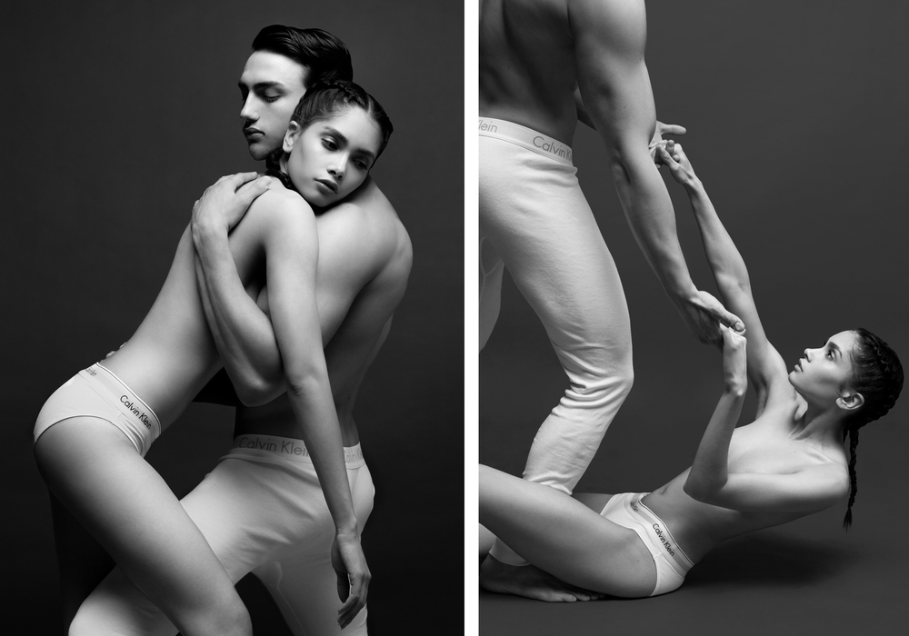 Model: Jessieka Martinez-Soto and Danny Limongelli