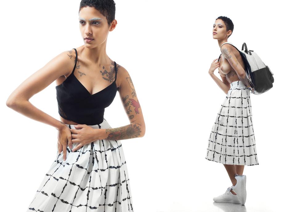 Model: Erika