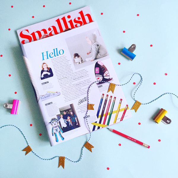 Smallish Magazine Press Feature.jpg