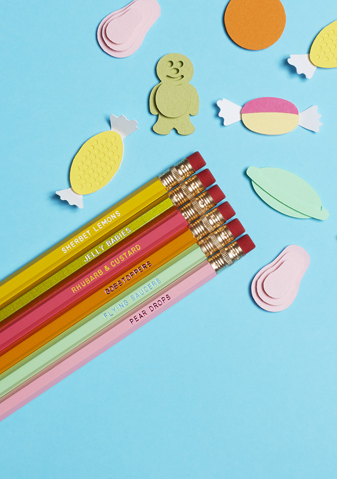 old fashioned penny sweets pencils i am a british stationery and
