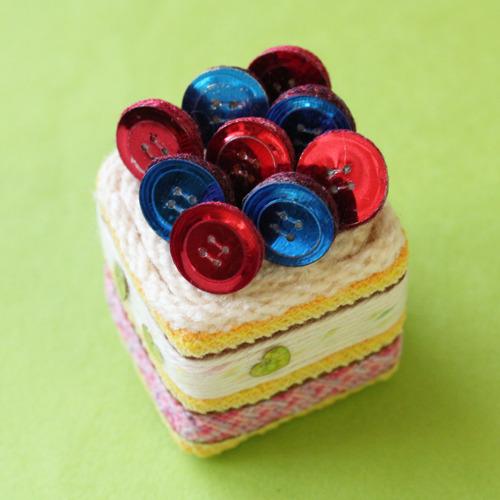 handmade crochet berry cake.jpg
