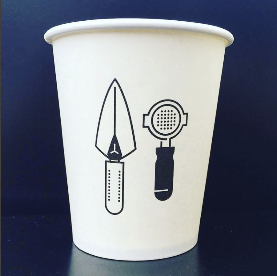 coffee utensils coffee cup