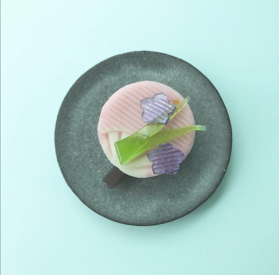 Pastel Wagashi 和菓子