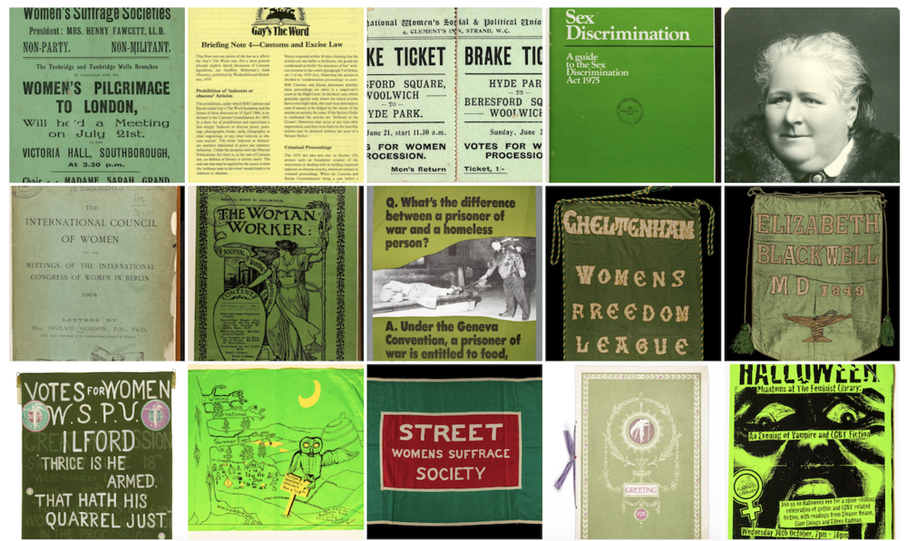 Feminist Suffragette Movement Graphics in Green.png