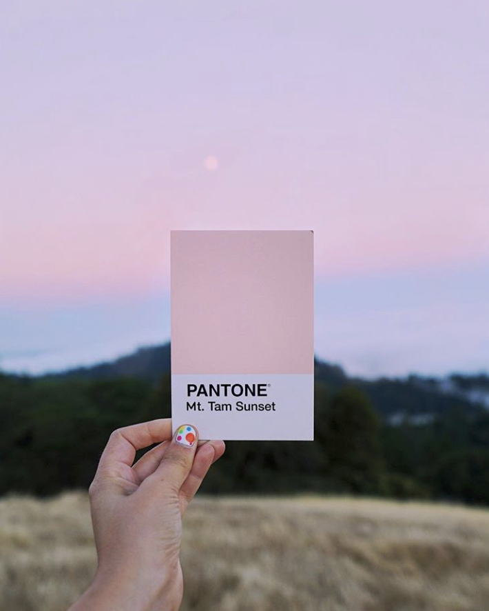 Mount Tam Sunset Pantone Colour Swatch.png