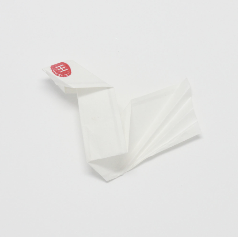 Bird origami chopsticks paper OSAKA : Izakaya.png