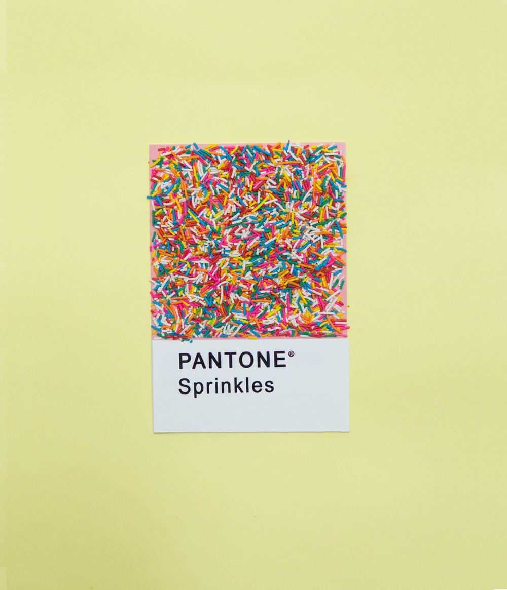 pantone sprinkles
