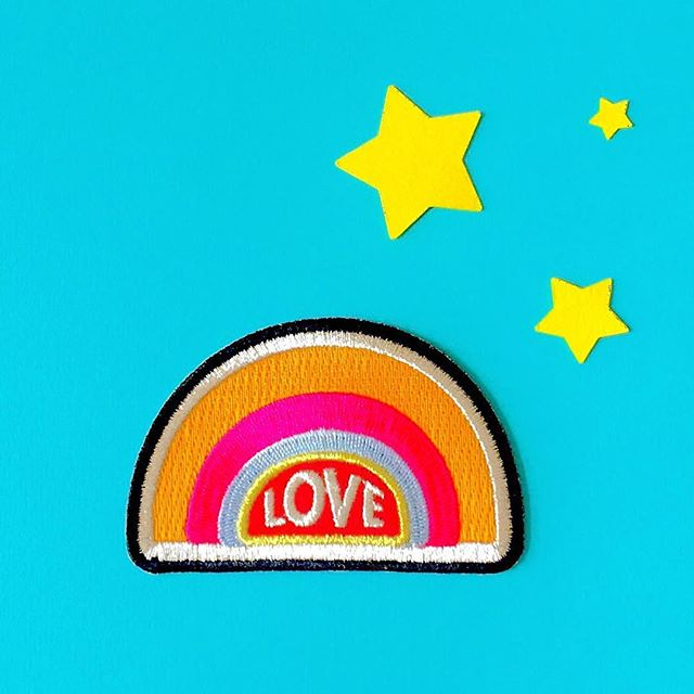It's been a lovely day to have met new and old friends @ShowUpEvent. See you tomorrow! . . #ShowUp18 #Love #Amsterdam #EmbroideryPatch