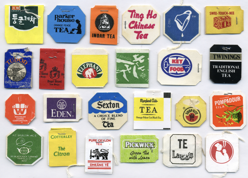 rare finds of archive tea packaging
