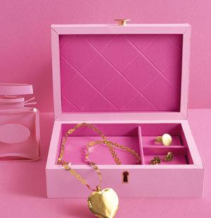 Paper Jewellery Box