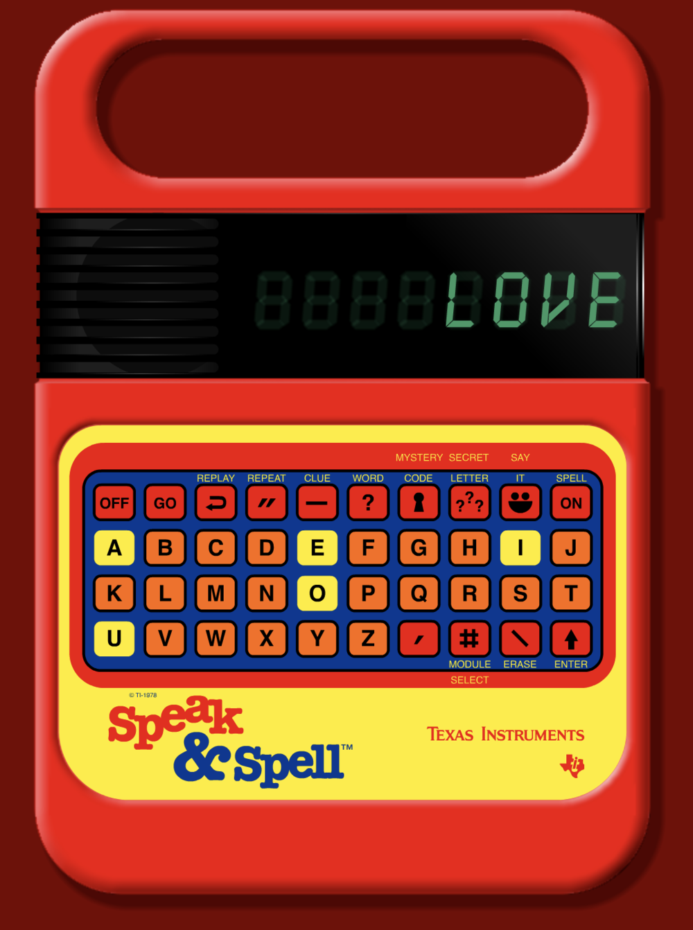 Speak and Spell Texas Instruments Computer Childrens Toy.png