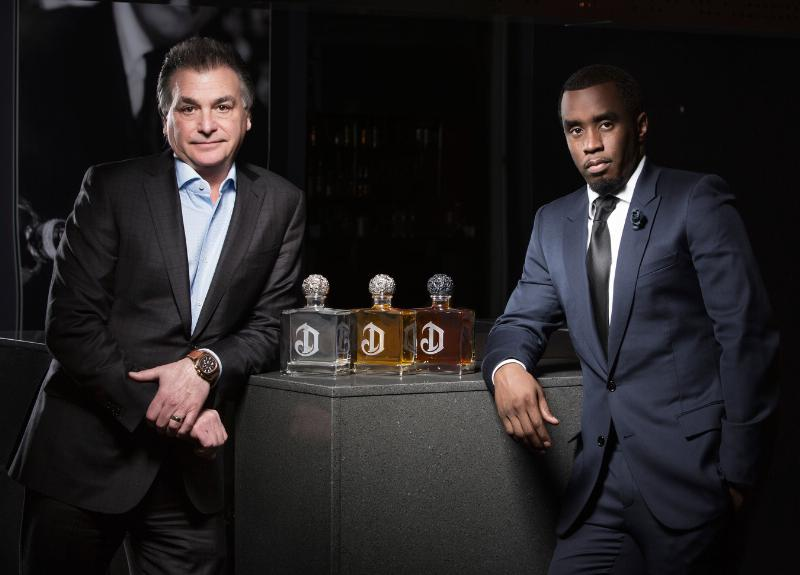 "Sean ""Diddy"" Combs and Diageo Acquire Luxury Tequila Brand DeLeon"