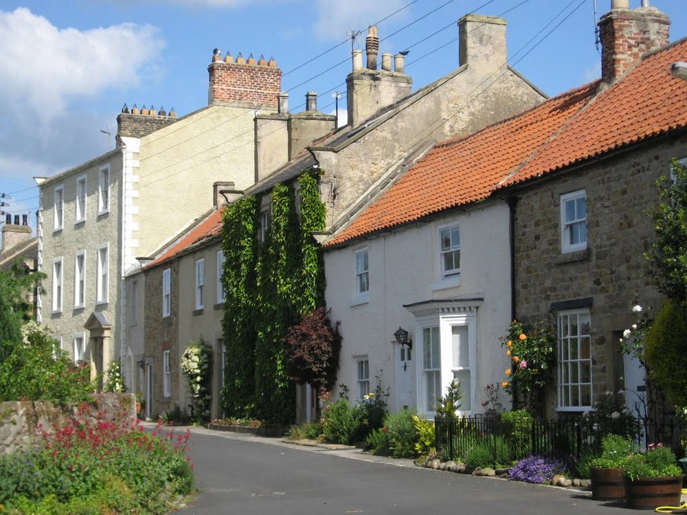 One of England's prettiest villages