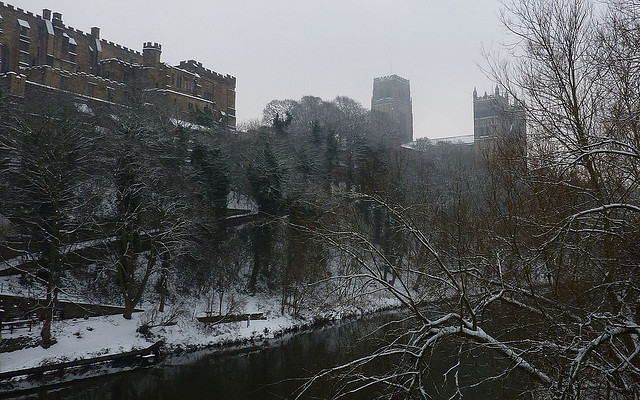 Winter in Durham