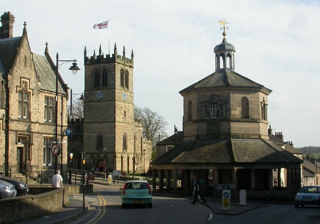 Barnard Castle Marketplace