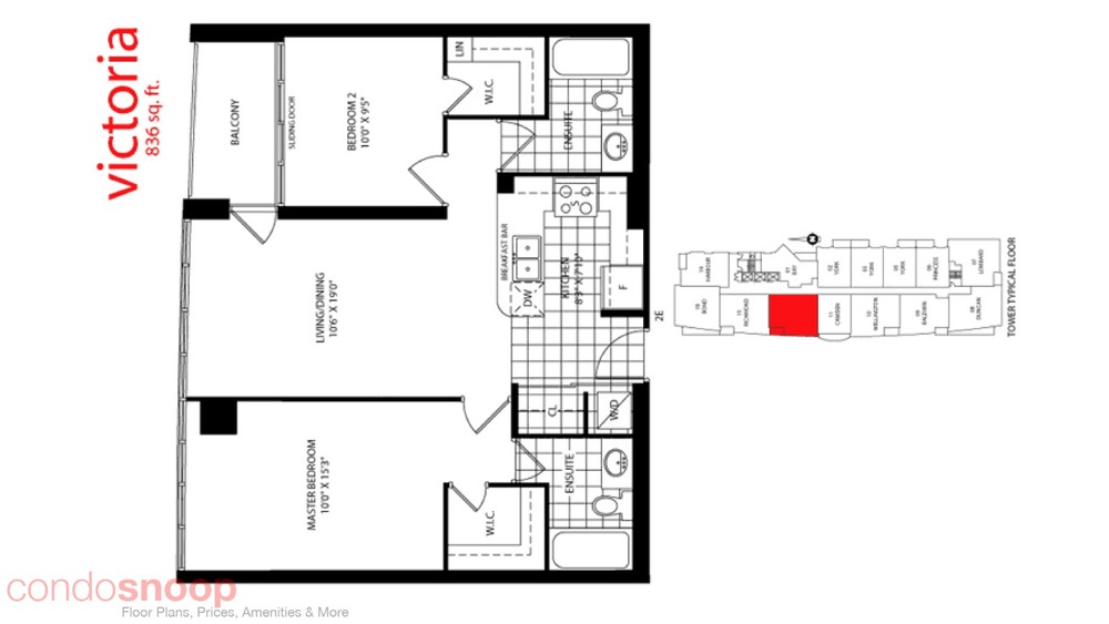infinity condos 1 amp 2 30 grand trunk cres amp 51 lower