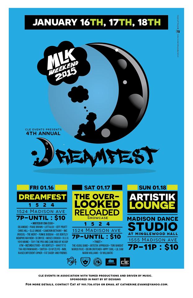 DreamFestWeekend2015 Poster.png