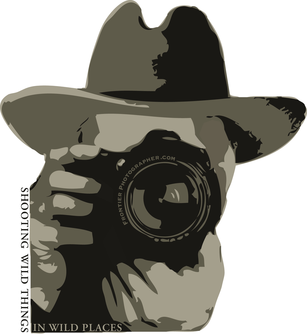 frontier photographer logo