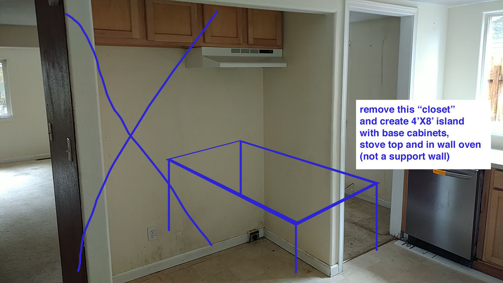 remove kitchen closet add island.jpg