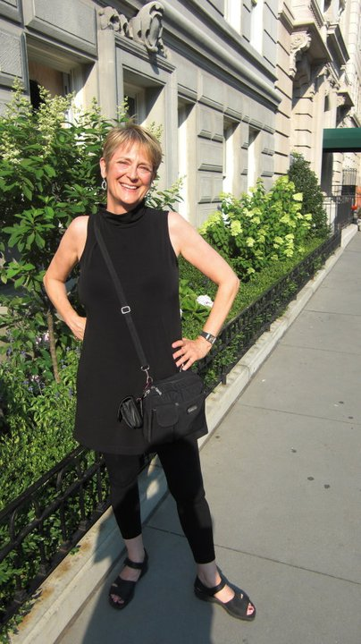 Denise Chevalier in NYC