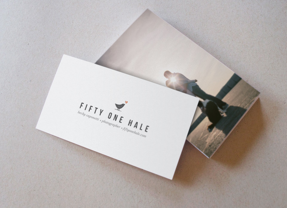 Fifty One Hale Branding
