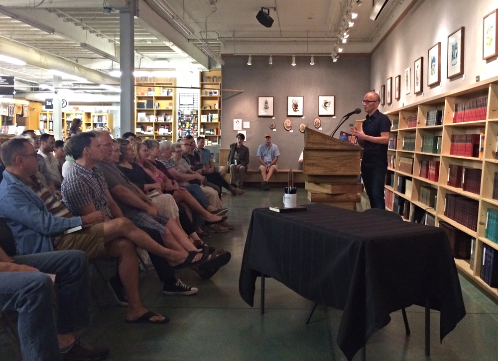 Powell's City of Books, July 2015