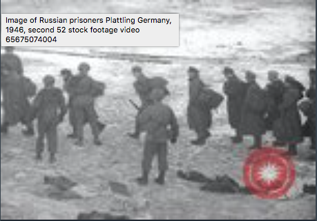 Click for Plattling Camp repatriation footage at CriticalPast.com