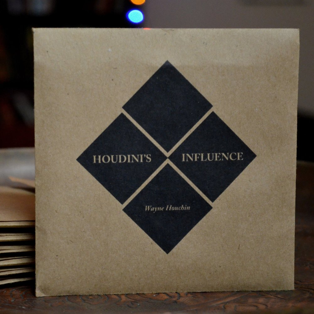 HOUDINI'S INFLUENCE // package + photos $30