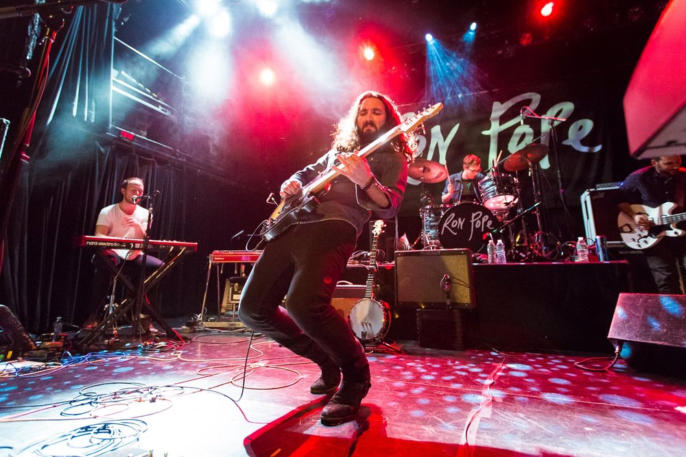 Ron Pope at Irving Plaza