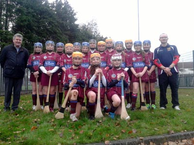 Camogie Team Dec 2013
