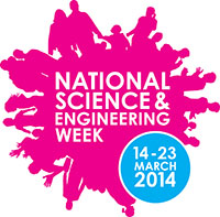 Engineering Week Logo