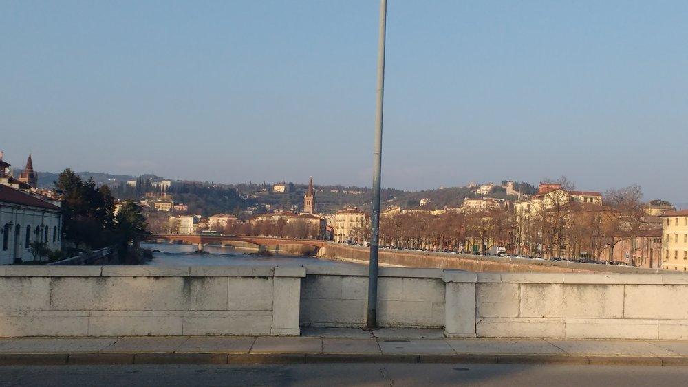 Day 7 in Verona