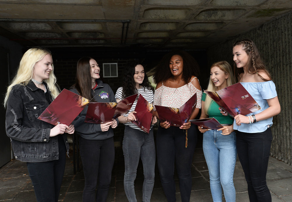 Pacemaker  GCSE Results at Victoria College12.JPG