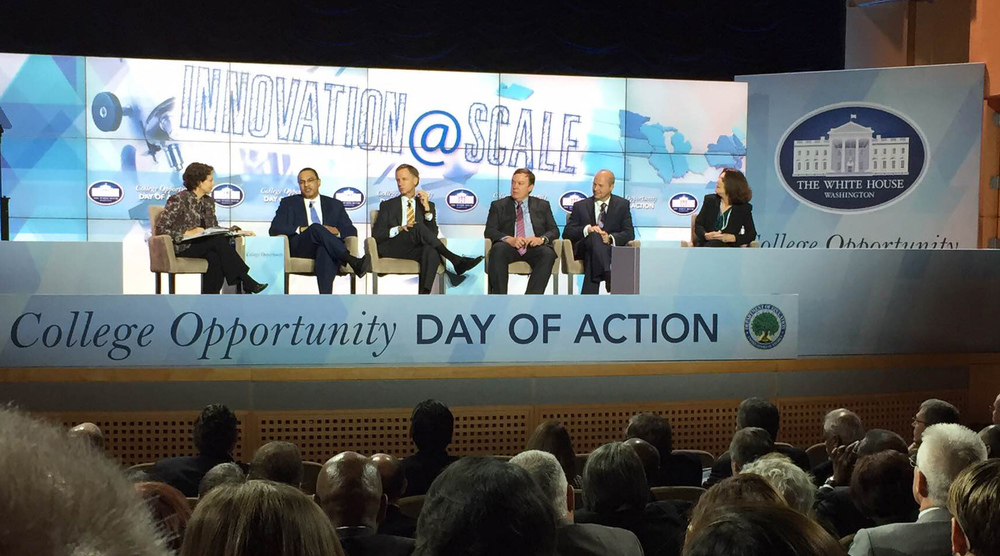 White House College Opportunity Day of Action - December 4, 2014