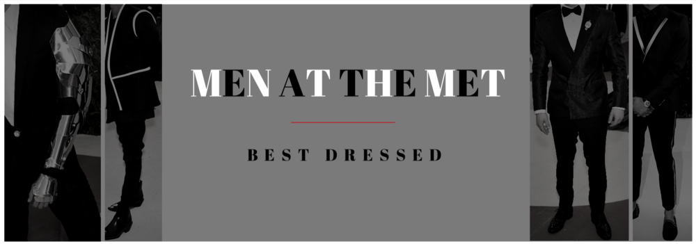 Men at the Met: Best Dressed