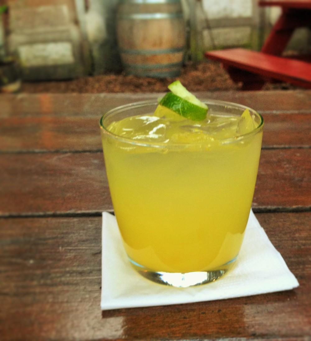 Valencia Rum Daiquiri