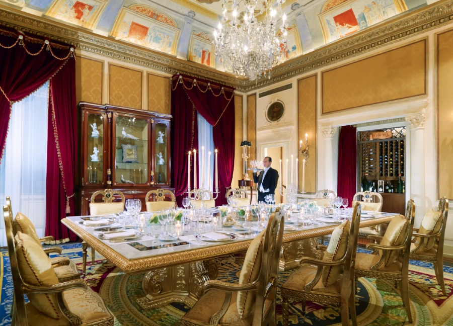 ST - The St. Regis Rome Royal Suite Dining Room - 1.jpg
