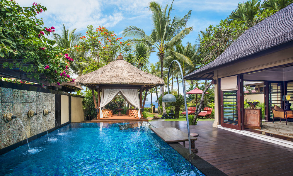 St Regis Bali The Strand Villa_Private Pool and Gazebo at.jpg