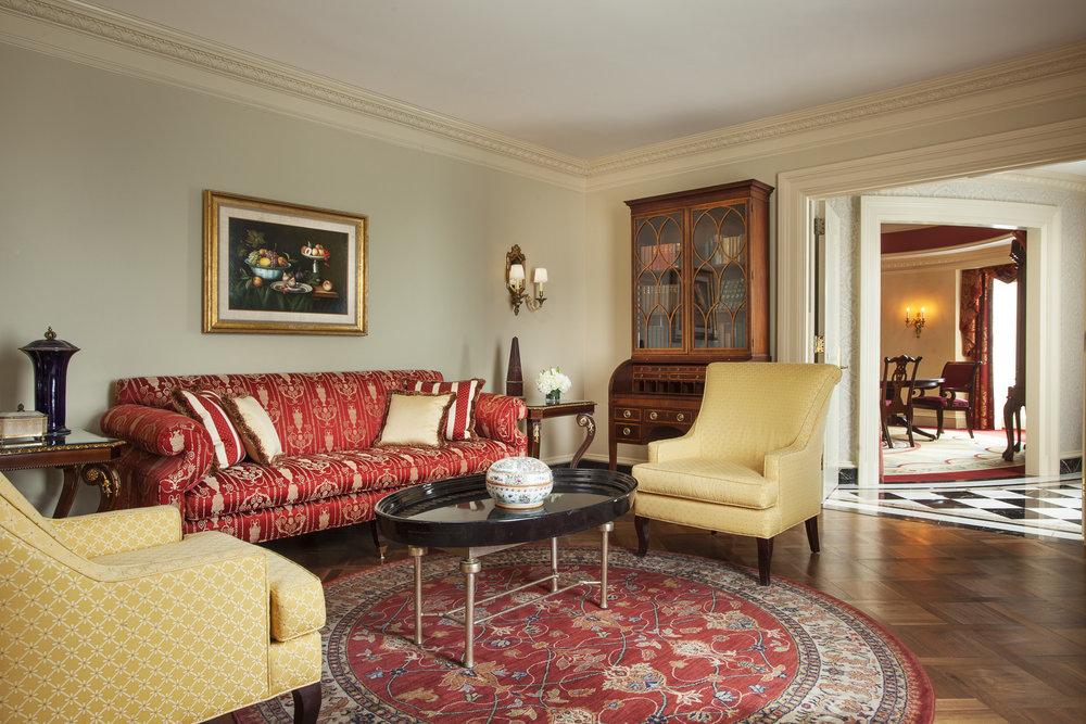 Willard InterContienental DC Thomas Jefferson Suite.jpg