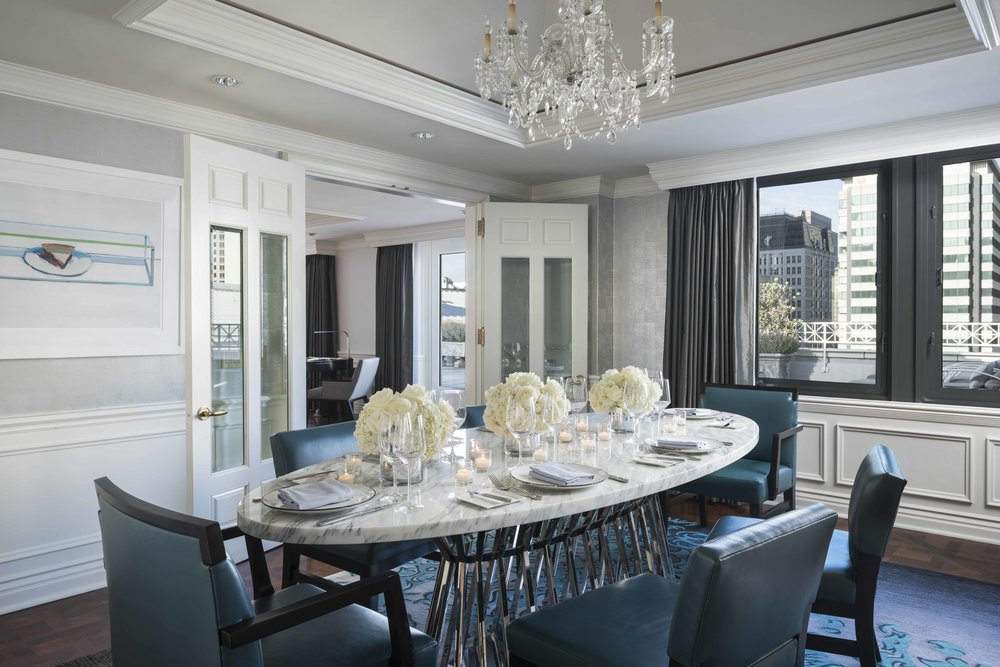 Ritz-Carlton San Francisco - Presidential Suite Dining Room_med.jpg