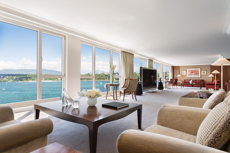 Dive Into the Most Expensive Suite in the World…  -