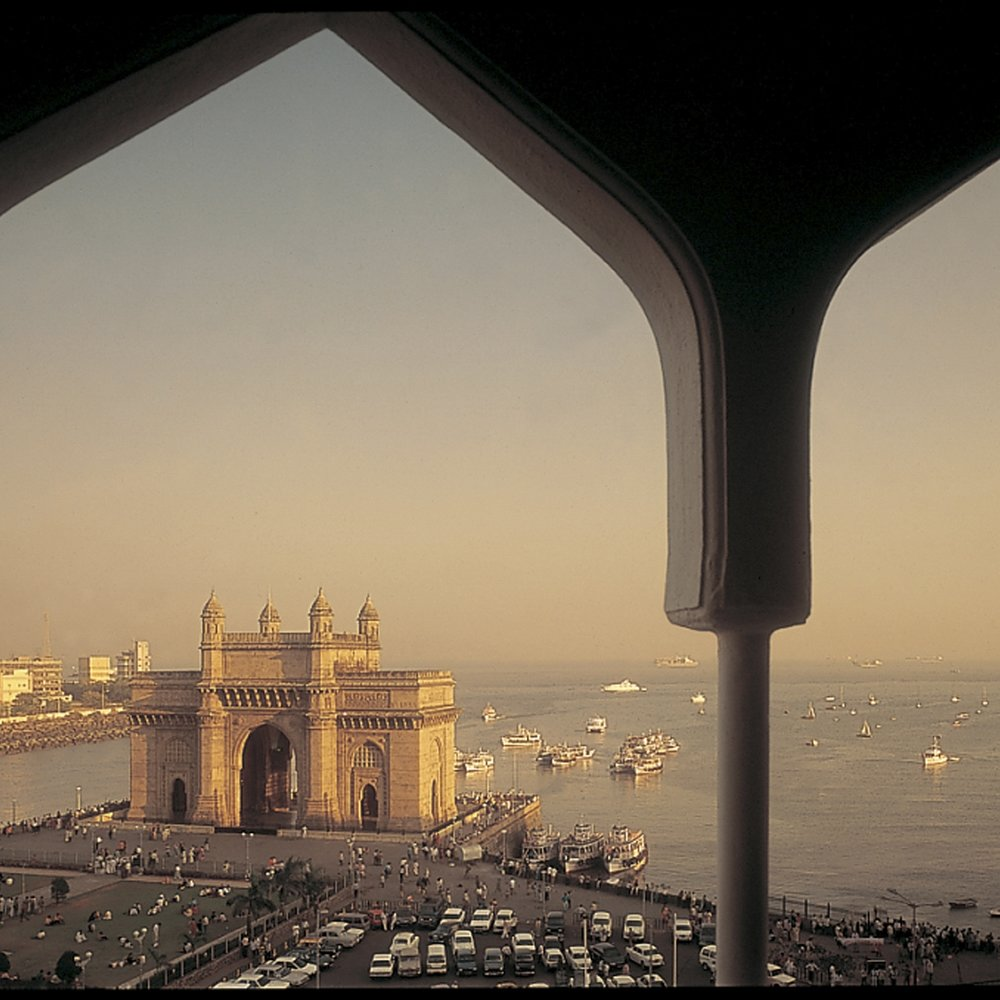 PHOTO COURTESY OF    The Taj Mahal Palace, Mumbai