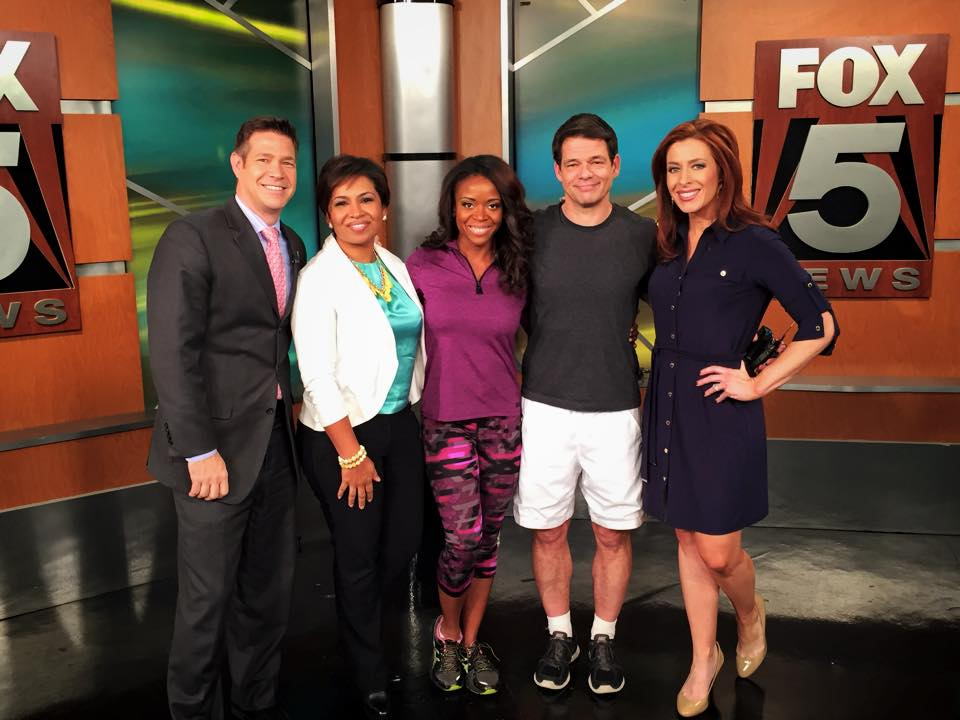 Fox 5 DC  'GET FIT' Expert