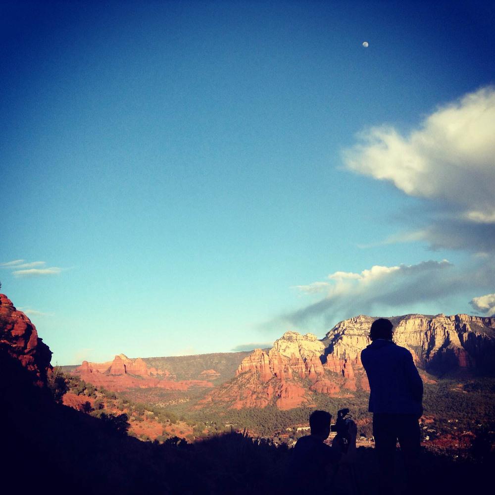 Somewhere in Arizona...