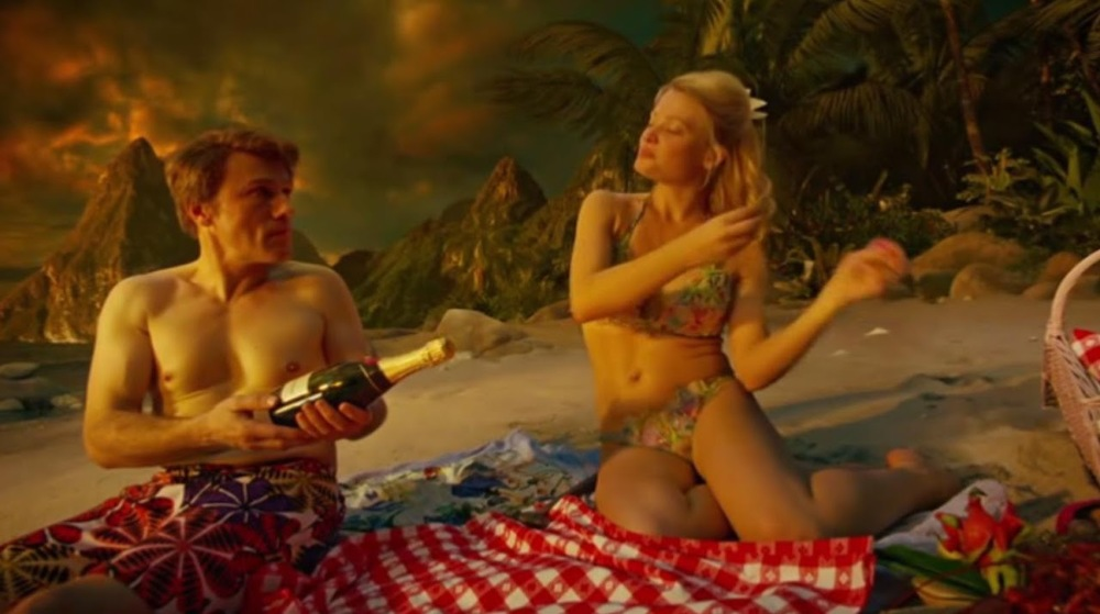 Island scene from The Zero Theorem.