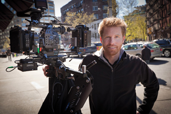 Alex Buono, full-time cinematographer of indie films, music videos and at Saturday Night Live, where he has been the Director of Photography for the SNL Film Unit since 1999.